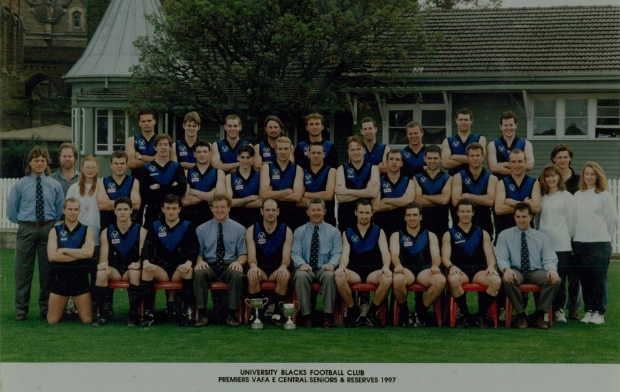 1997 Senior and Reserves Premiership Reunion